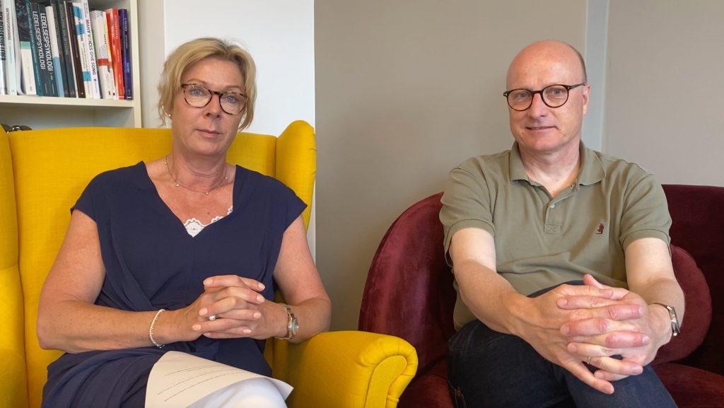 Foto Hanne og Troels